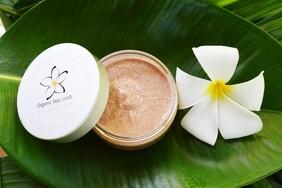 Dry / Mature Skin - Organic Face Scrub